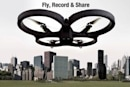 Parrot AR.Drone 2.0 announced, features 720p video