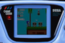 Game Gear emulation outclasses the other 3DS Virtual Console games