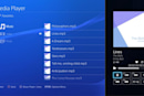 The PlayStation 4 is getting a media player