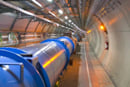 Large Hadron Collider to increase beam energy: Higgs boson can run, not hide