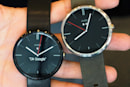 Moto 360 smartwatch makes an appearance at Google I/O