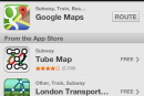 Tip: Use Google Maps as a transit routing provider for Apple Maps