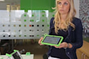Live from the Engadget CES Stage:  OLPC VP Giulia D'Amico