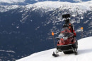 Google's Street View snowmobile takes your voyeurism to the Olympic slopes