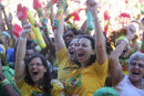 Brazilians will see every blade of World Cup grass on outdoor 4K screens