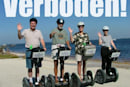 """Segways banned in the Netherlands due to a """"lack of brakes"""""""