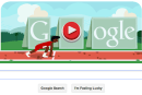 Google's Olympic doodles get interactive with button-mashing hurdles
