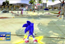 Yessss! Sega Superstars Tennis has an OutRun stage