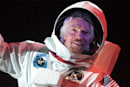 The Today Show will televise Virgin Galactic's first commercial space flight