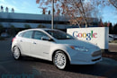 First Ford Focus Electric rolls off the production line into Google's open arms