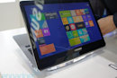 Samsung's dual-display Windows 8 laptop and other prototypes, hands-on
