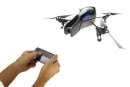 Parrot's AR.Drone helicopter brings military-style amusement to the iPhone
