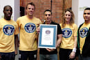 Microsoft Kinect shatters hyper-specific Guinness world record