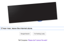 Google, Wikipedia and others protest SOPA / PIPA