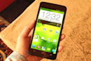 ZTE's 5.7-inch, 8mm-thick Grand Memo teased ahead of MWC launch, we go hands-on