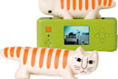 Superheadz Necono 3 megapixel kitty camera might tolerate you (video)