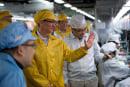 Report: Foxconn spending $210 million on Apple production line