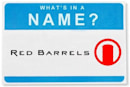 What's in a Name: Red Barrels