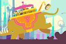 Hohokum squiggles out across PlayStations in August