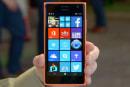 Microsoft introduces the Lumia 730, aka the 'selfie phone'