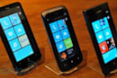 Samsung Omnia 7 takes on HTC's HD7 and 7 Mozart in battle for WP7 supremacy (video)