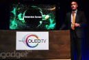Samsung: cheap OLED TVs won't be ready for three to four years