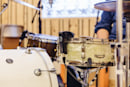 Drum sensor helps you play digital beats on analog skins