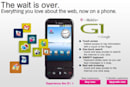 T-Mobile G1 now available