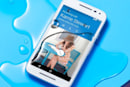Motorola's next Moto G has a customizable, waterproof body