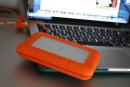 Benchmarking LaCie's speedy Rugged USB 3.0 Thunderbolt SSD drive
