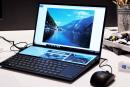 ASUS' ZenBook Duo is a more practical dual-display notebook