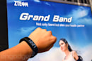 ZTE's latest fitness tracker looks just like a FuelBand