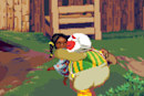 'Dropsy' the clown threatens to hug you in September