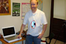 Latest Ben Heck Show helps you build your very own Portal Shirt