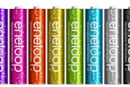 Sanyo glams up Eneloop batteries for fifth anniversary