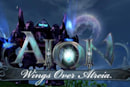 Wings Over Atreia:  Does adding aether make a mech class more Aion?