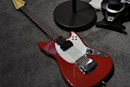Rock Band 3 Fender Mustang Pro guitar controller and MIDI-Pro adapter eyes-on