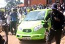 College students unveil the Kiira EV, Uganda's first electric car (video)