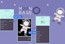 Moonbase offers up a visual editor for creating HTML5 animations, memes