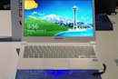 Spotted: Samsung shows off a white Series 9 Ultrabook with a different finish, we prefer the old version