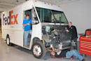 FedEx gets amped about electrifying its step vans