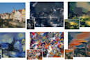 Algorithm turns any picture into the work of a famous artist