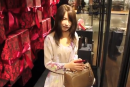 Hiroshi Ishiguro's android mannequin creeps out Japanese shoppers (video)