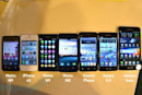 Meizu MX hangs out with the M9, Xiaomi Phone, Nokia N9 and many more friends
