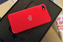 Limited Edition BlackBerry Z10 coming for developers in hot-rod red