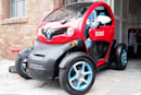 A scooter-rental startup dabbles in cars