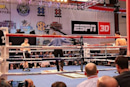 Behind the scenes with live ESPN 3D boxing at CES 2012