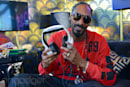 Snoop Dogg gives us a tour of his SXSW 'man cave'