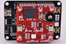 Olympia Circuits' Arno Shield lets Arduino newcomers bring their own board