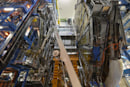 Large Hadron Collider may have detected a new particle